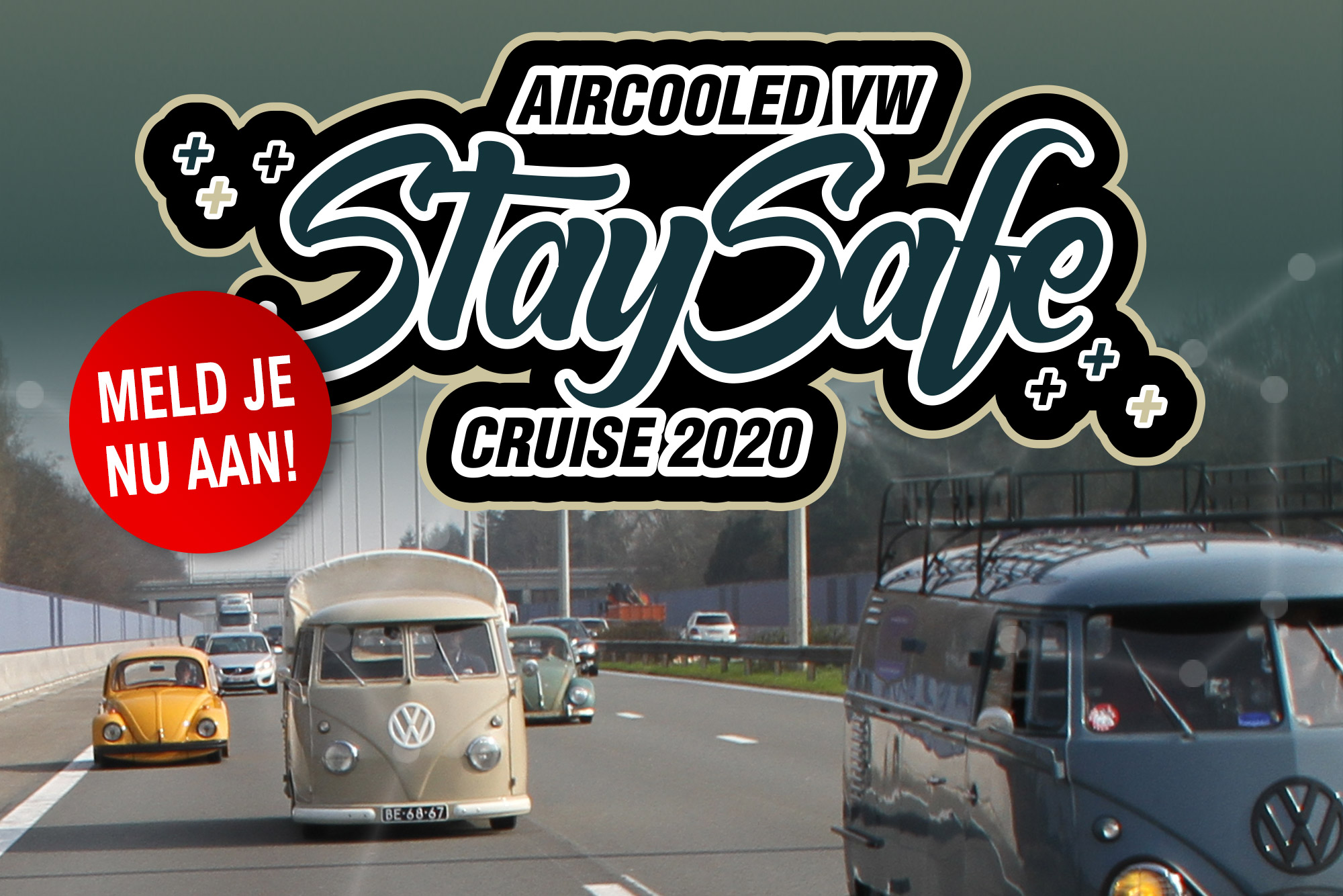 EVENT: Stay Safe Cruise (NL)