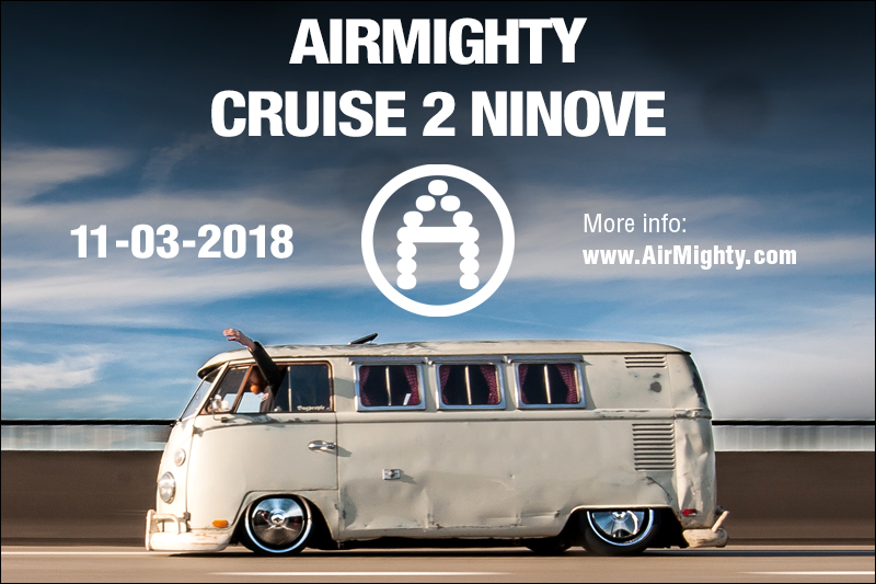 Event: AirMighty Cruise 2 Ninove 2018