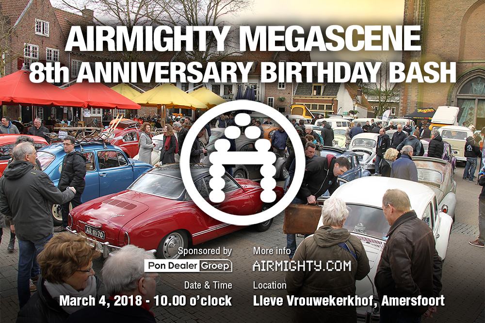 Event: AirMighty 8th Anniversary Birthday Bash