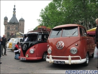 Aircooled Meeting on the Brink in Deventer