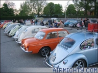 Aircooled Cruise Night #9