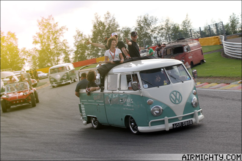 Pictures Le Bug Show Spa 2014